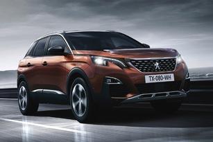 3- Peugeot 3008 : 9 643 ventes.