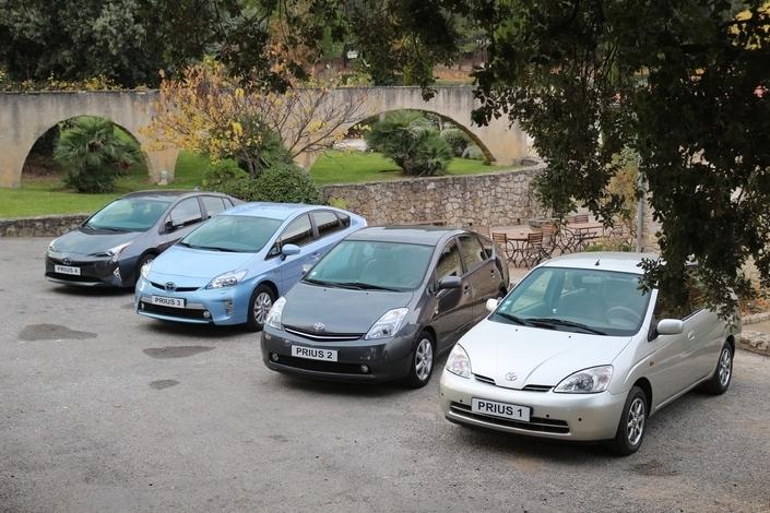 La technologie hybride reste onéreuse. Toutefois, on commence à trouver d'anciennes Prius à prix doux.