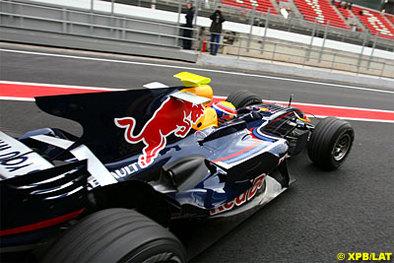 Formule 1 - Test Catalogne D.3: De nouveau un taureau, mais version anglaise
