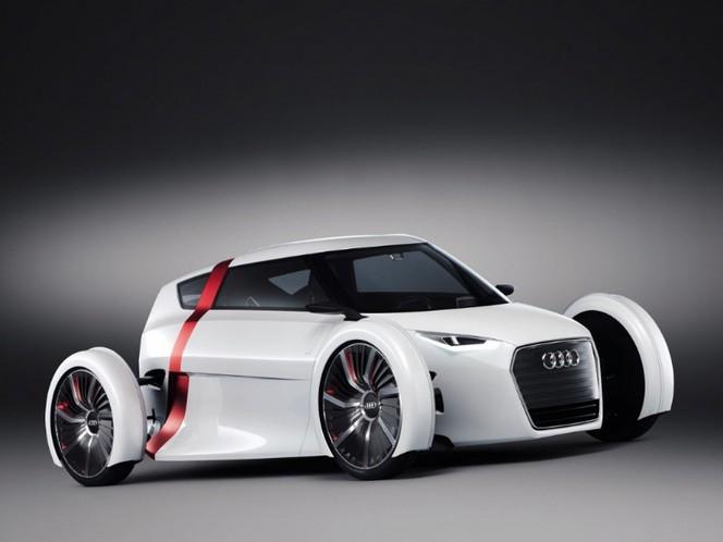 Salon de Francfort 2011 - Audi Urban Concept : toutes les infos, photos et vidéos