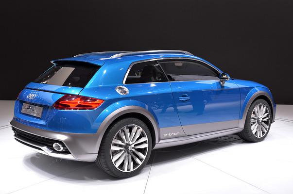 Bientôt une famille complète Audi TT