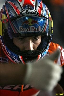 Moto GP - Honda: Deux motos 2008 à Jerez