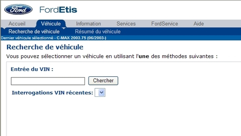 Ford propose la consultation en ligne des campagnes de rappel de ses véhicules : ça c'est une avancée !