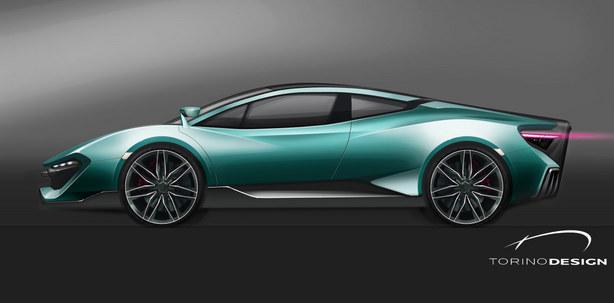 Torino Design va présenter un concept de Supercar