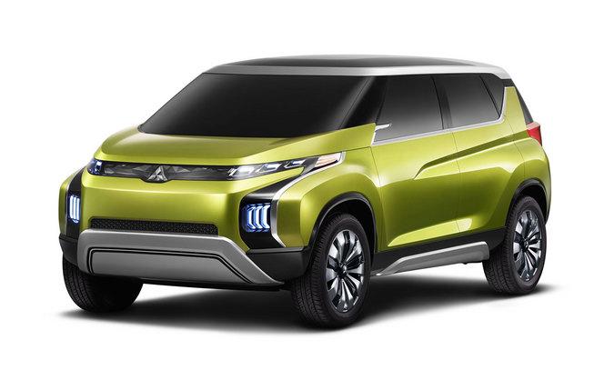 Toutes les nouveautés du salon de Genève 2014 - Mitsubishi AR: un concept tourné vers l'habitacle