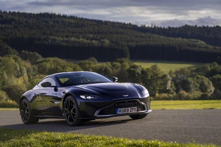 Aston Martin V8 Vantage 2020 A Class Apart Archyde