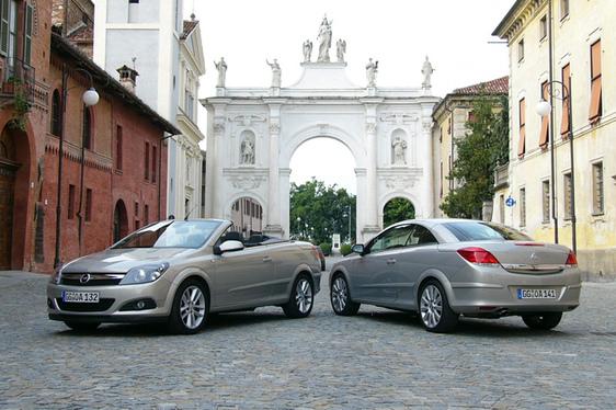 Essai - Opel Astra TwinTop : déclinaison réussie