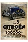 Citroën à Epoqu'auto de Lyon: la Rosalie à l'honneur