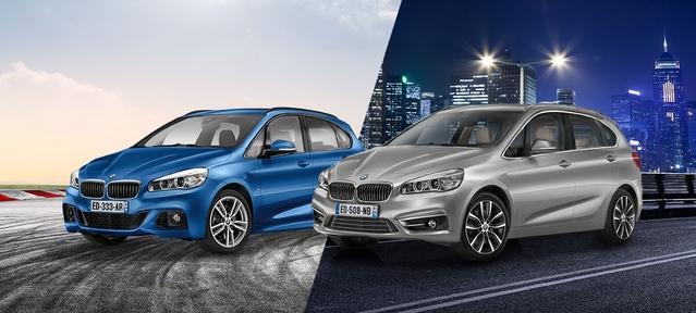 BMW Série 2 Active Tourer: édition spéciale LaBête ou la Belle