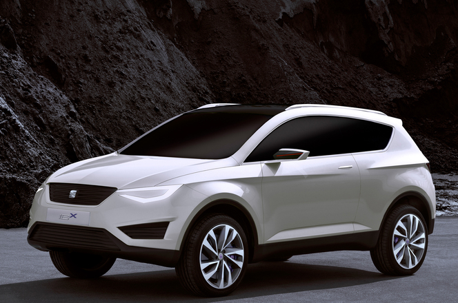 Seat confirme la mise en production d'un SUV