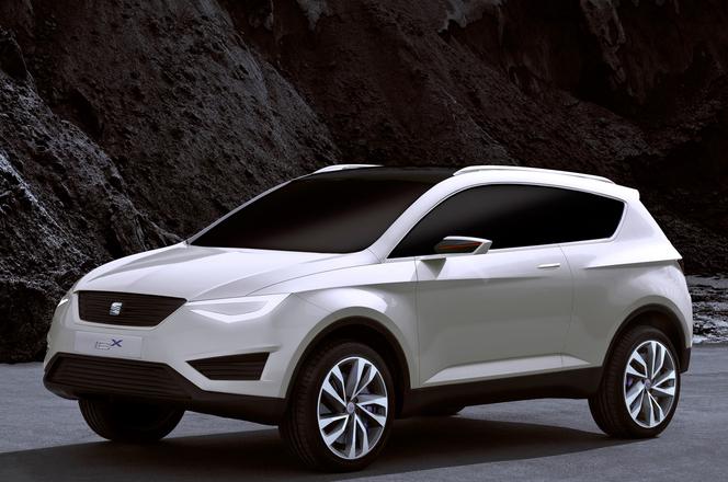 Seat confirme la mise en production d'un SUV