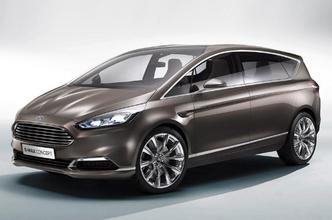 Surprise : le futur Ford S-Max pour la première fois