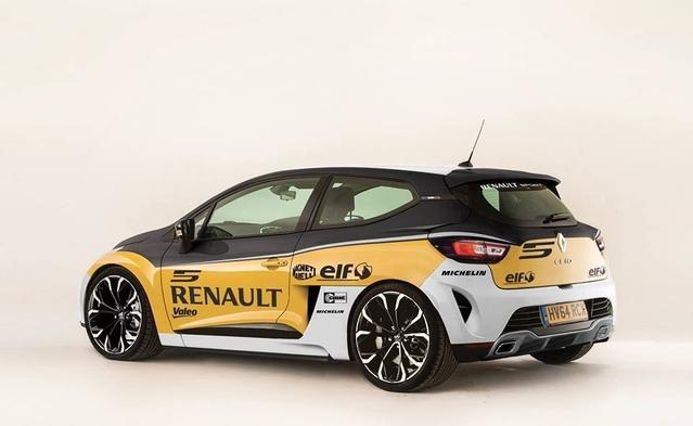 """Design : la Clio 4 façon """"Ragnotti"""" ou V6"""
