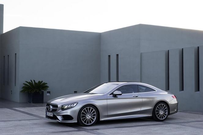 Toutes les nouveautés du salon de Genève 2014 - Mercedes Classe S Coupé : la grande CLasse