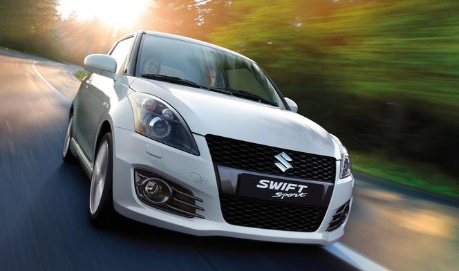 Salon de Francfort 2011 - Suzuki Swift Sport, plus de photos