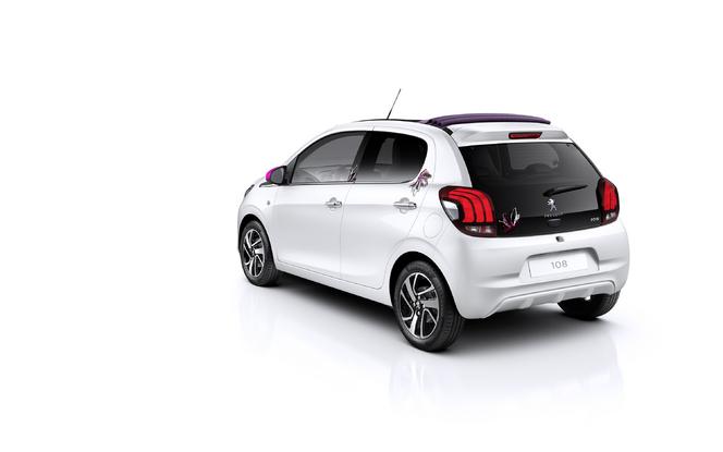 """(Vidéo) Nouvelle Peugeot 108: découvrons ses """"faces cachées"""""""