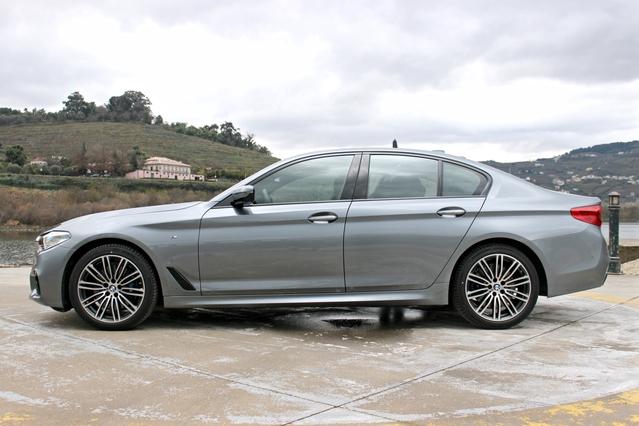 Essai vidéo – BMW Série 5 G30 2017: nouvelle référence