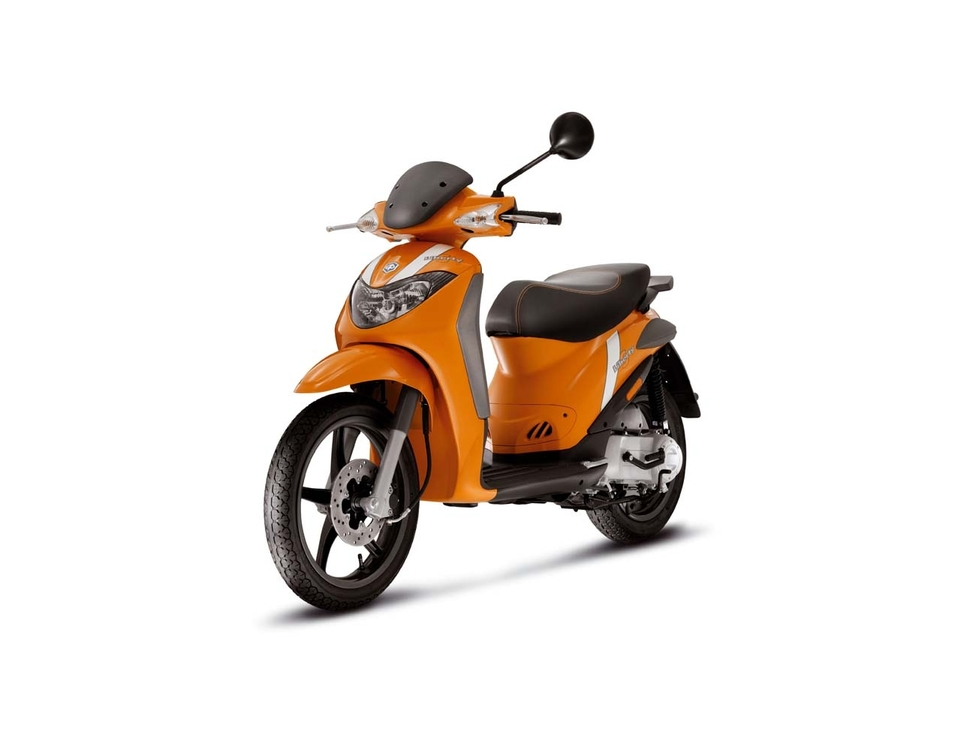 Piaggio Liberty et Liberty S version 2008