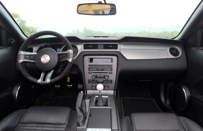 Essai vidéo - Shelby GT500 : animal venimeux
