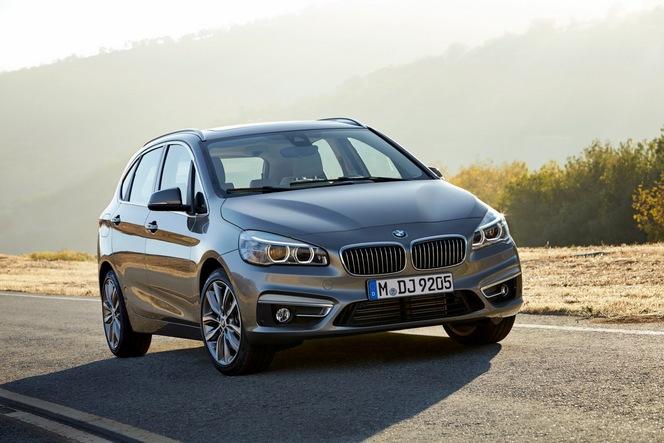 Genève 2014 : BMW Série 2 Active Tourer, la révolution