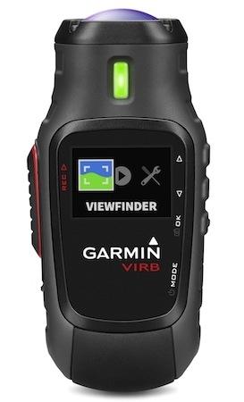 Nouveauté 2014: la caméra Virb par Garmin