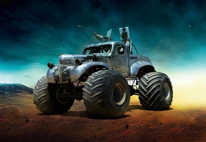 Mad Max : Fury Road : les autos du film et la dernière bande annonce