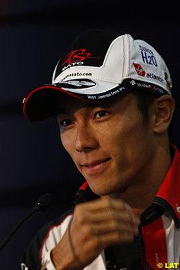 Formule 1 super aguri sato nous serons jerez for Dans 9 mois nous serons 4