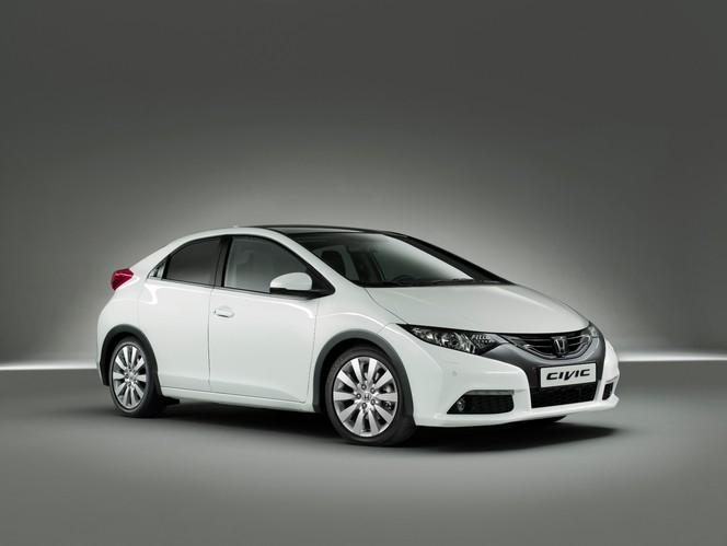 Francfort 2011 : Nouvelle Honda Civic, les 6 premières photos officielles