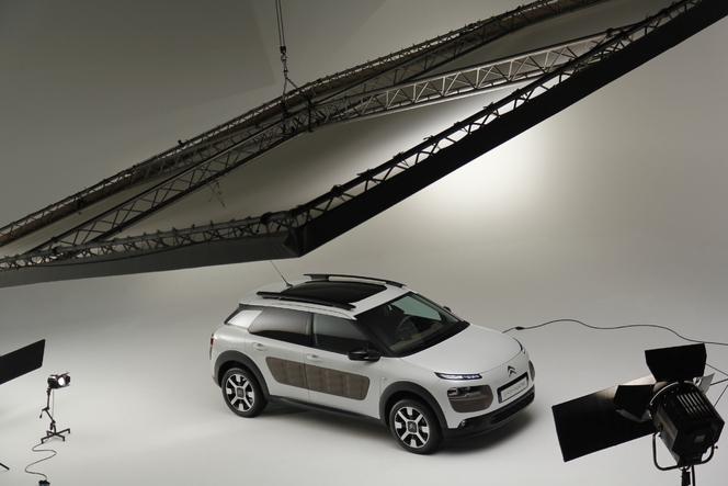Vidéo - La Citroën C4 Cactus livrée à la rédaction de Caradisiac