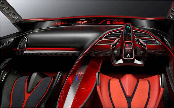 Toutes les nouveautés du salon de Genève 2014 - Mitsubishi XR-PHEV concept: le futur ASX