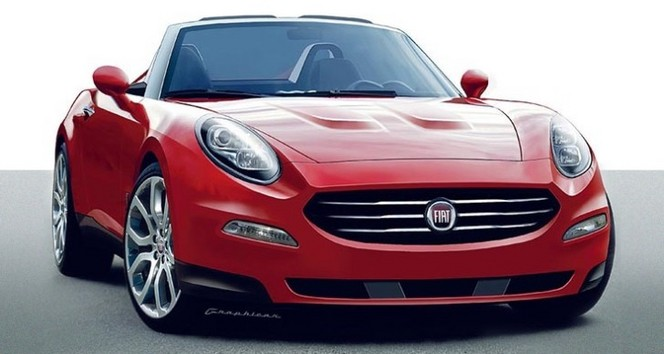 La Fiat 124 sera lancée cette année