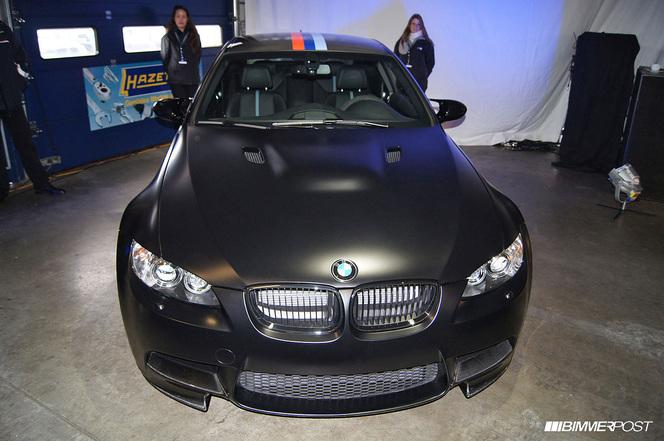BMW dévoile une M3 DTM Champion Edition