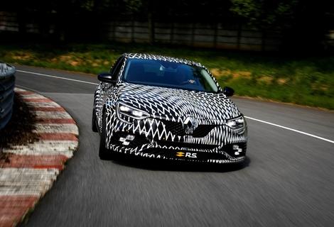 Vidéo - Salon de Francfort 2017 : tous les secrets de la Renault Mégane 4 RS