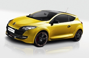 Juin 2011 : Renault Mégane RS Trophy : 8 min 07s