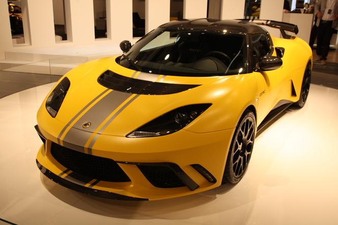 En direct du salon de Francfort 2011 - video -  Lotus Evora GTE, simplement la Lotus la plus puissante jamais construite