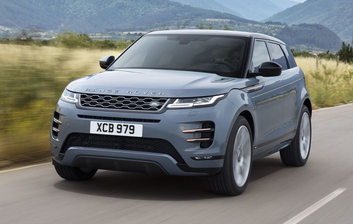 pr sentation vid o nouvelle range rover evoque baby velar avec prix. Black Bedroom Furniture Sets. Home Design Ideas