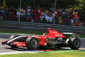 Formule 1: Cosworth n'y sera pas en 2007
