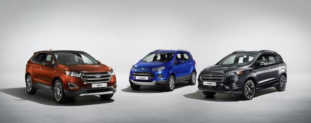 """Ford prépare un SUV électrique """"pour la génération Y"""". Mais c'est quoi la génération Y?"""