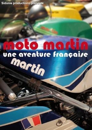 Moto Martin: une aventure française: le DVD vient de sortir...