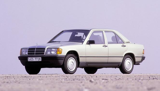 30 ans de Mercedes 190E