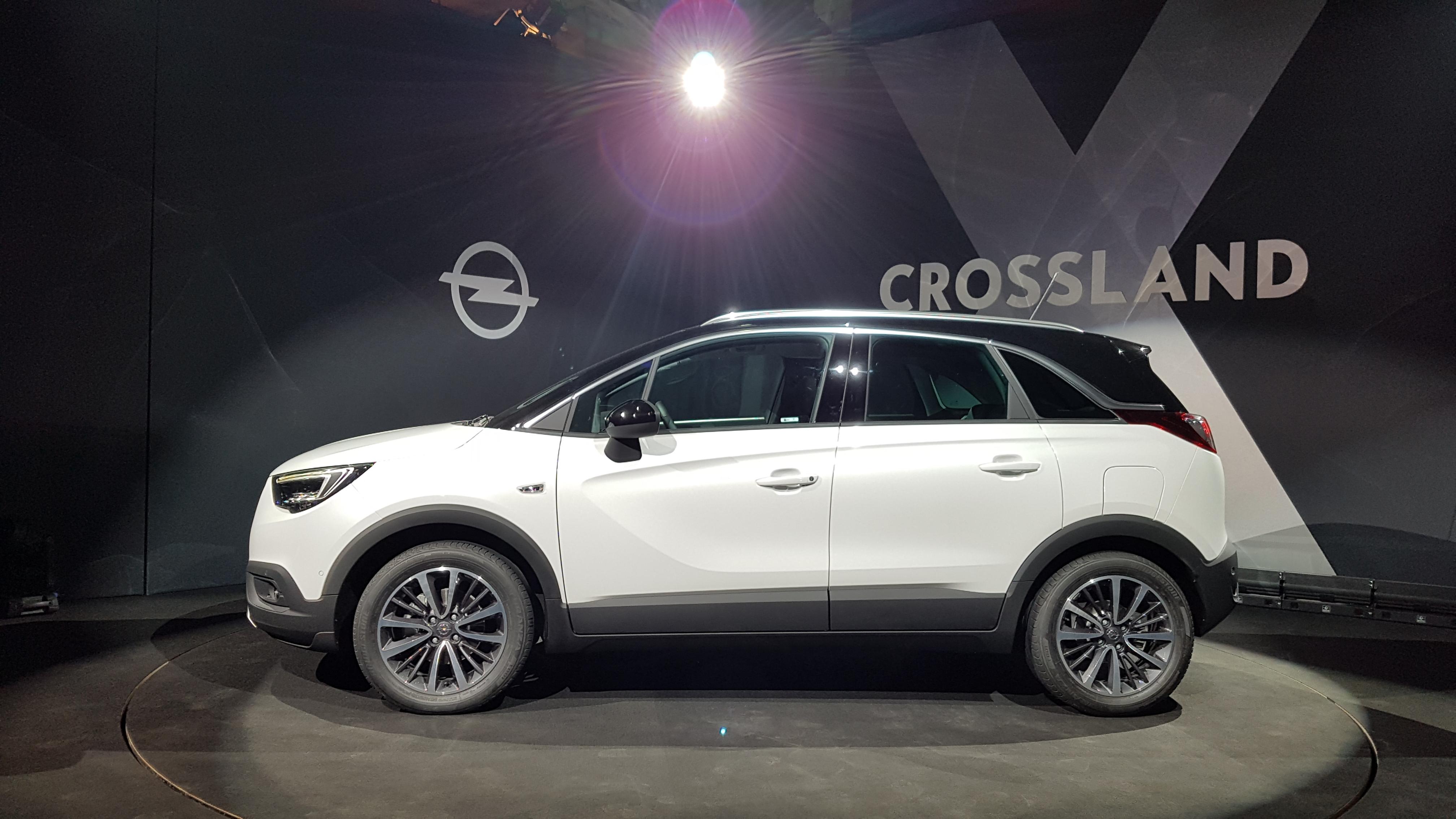 Decouverte Video Opel Crossland X Adieu Le Meriva