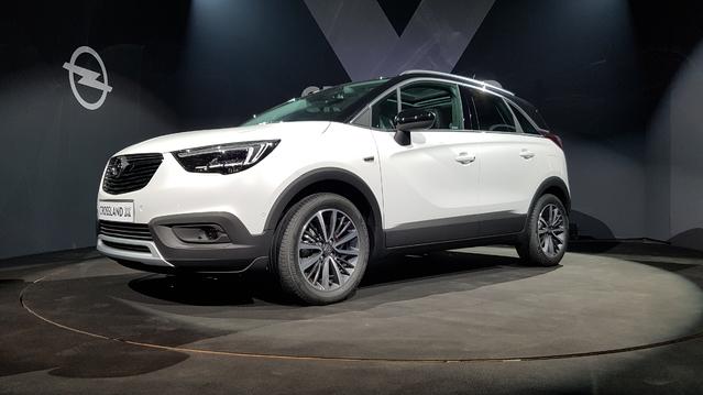 Découverte vidéo - Opel Crossland X : adieu le Meriva
