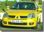 Essai - Renault Clio Renault Sport 2.0 200 ch : lourde succession