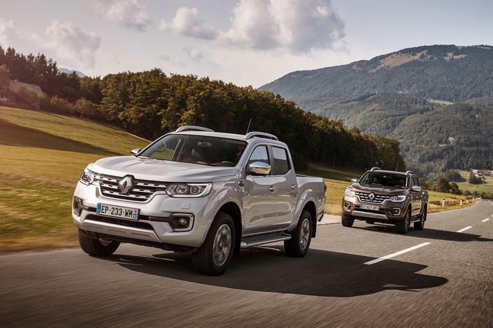 Renault Alaskan: prix à partir de 36860€