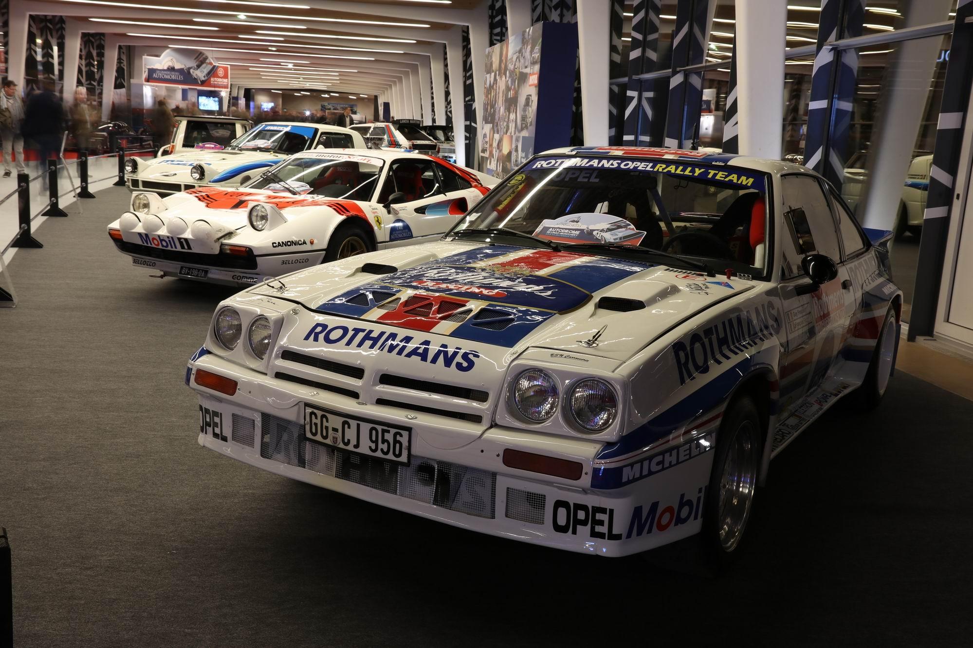 Rallye groupe b