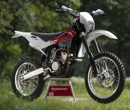 Husqvarna gamme TT 2013: évolutions timides sur certaines versions...