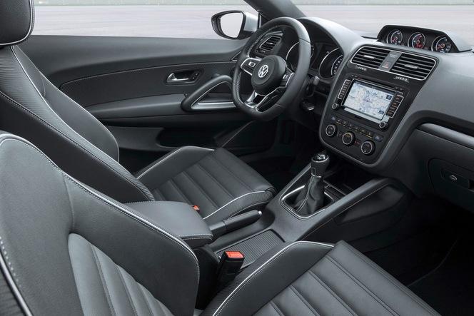 Salon de Genève 2014 - La Volkswagen Scirocco restylée