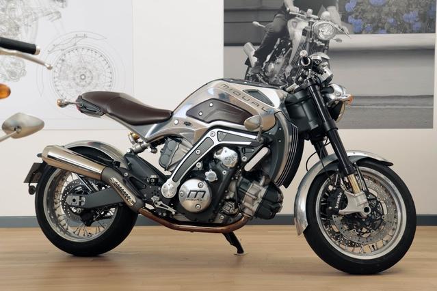 Rétromobile 2017 : la moto française Midual sera aussi de la fête (vidéo exclusive)