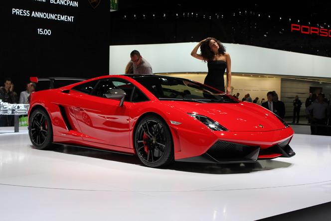 Vidéo - Francfort 2011 live : Lamborghini Gallardo Super Trofeo Stradale : toujours plus