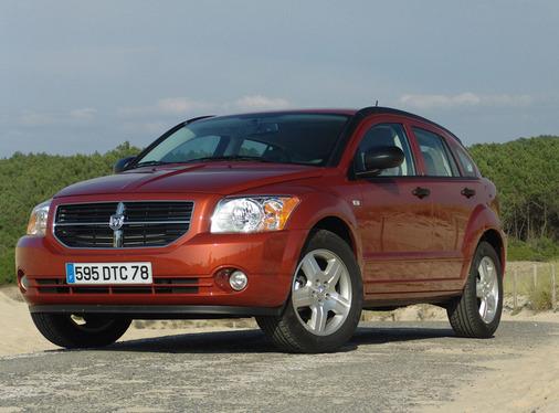 Essai - Dodge Caliber : premier coup de bélier